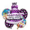 Bouquet Feliz cumpleaños Safari
