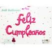 Letras Feliz cumpleaños Fucsia Corrido